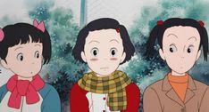 Omohide poro poro (1991) directed by Isao Takahata