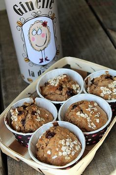 muffins for baby . muffins for kids . muffins that taste like donuts recipe Healthy Muffins, Healthy Breakfast Recipes, Brunch Recipes, Dessert Recipes, Healthy Recipes, Birthday Party Meals, Birthday Breakfast, Healthy Meals For Kids, Healthy Snacks