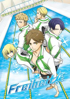 free! X attack on titan,