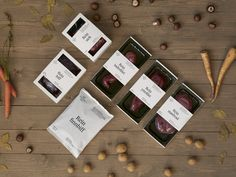 Finnmark Rein visual identity and packaging by Uniform.