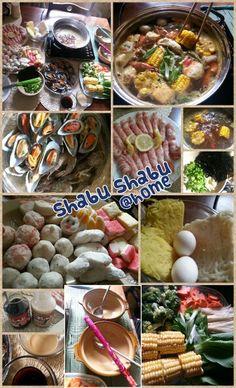 Cara Membuat Sabu Sabu : membuat, Shabu, Ideas, Shabu,, Asian, Recipes,