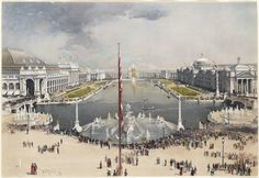 World's Fair: Columbian Exposition / Blog / Need Supply Co.
