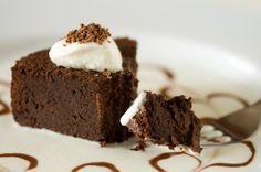 pastel de chocolate bajo en calorias