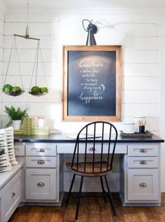magnolia homes joanna gaines Chip and Joanna Gaines may be miracle workers but they simply can't do everything. So when they opened Magnolia House B&B they recruited semi-re Farmhouse Office Storage, Farmhouse Desk, Farmhouse Homes, Coastal Farmhouse, Farmhouse Plans, Farmhouse Style, Farmhouse Windows, Vintage Farmhouse, Modern Farmhouse