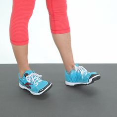The latest tips and news on Ankle Exercises are on POPSUGAR Fitness. On POPSUGAR Fitness you will find everything you need on fitness, health and Ankle Exercises. Popsugar, Ankle Strengthening Exercises, Foot Exercises, Balance Exercises, Half Marathon Training Schedule, Weight Bearing Exercises, Shin Splints, Calf Raises, Calf Muscles