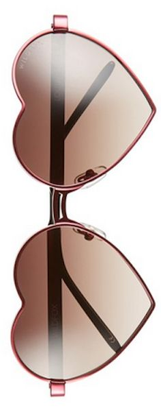 Fun heart sunglasses
