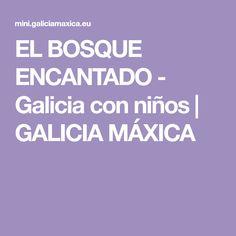 EL BOSQUE ENCANTADO - Galicia con niños | GALICIA MÁXICA