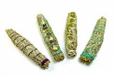 The History and Use of Sage and other Herbs for Smudging