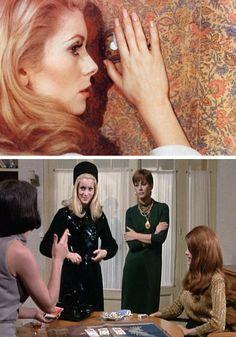 Belle de Jour, 1967. #movie #french #vintage