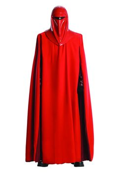 Deluxe Emperor's Imperial Guard Star Wars Costume 909894