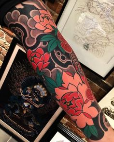 Japanese Sleeve..