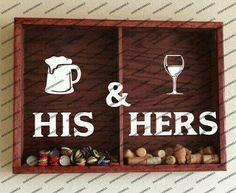 Prefiro tampinhas de cervejas do lado feminino também! ;)