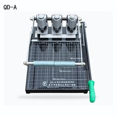 175.45$  Buy here - http://alic0c.worldwells.pw/go.php?t=32682290595 -  2PC  Brand new and high quality paper cutting punch combination punching hole pattern in three file binding machine
