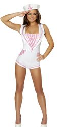 J Valentine Captain Candy Costume