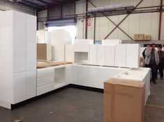 If you're not sure where to start on your kitchen renovation then why not visit us at Renovator Auctions to see the full range of  brand new or ex-showroom modern kitchens as well as our range of sinks, kitchen appliances and furniture. All are a cost effective way of updating or renovating your existing kitchen.