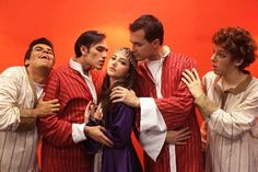 """O espetáculo """"Oh, Brother!"""", ganha sessão no Centro Britânico Brasileiro no dia 3 de junho, às 20h, com entrada Catraca Livre."""