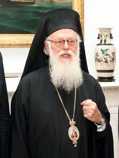 Αρχιεπίσκοπος Τιράνων, Δυρραχίου και πάσης Αλβανίας Αναστάσιος (Γιαννουλάτος του Γερασίμου), γεννήθηκε στις 4 Νοεμβρίου 1929 στον Πειραιά