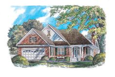 Home Plan The Templeton by Donald A. Gardner Architects