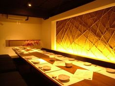ICHIZ (いちず)|宴会用の個室スペース。大人数のにオススメです。