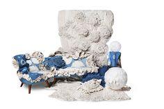 Fanglu Lin: extra luxury in indigo-dyeing|China Design Centre