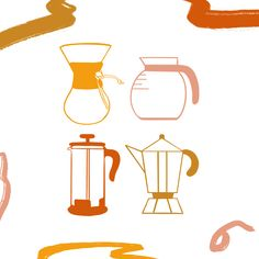 The ways to make coffee illustrated using procreate. Brand Designer • Illustrator (@willabydesign) • Instagram photos and videos Fun Illustration, Graphic Design Illustration, Ways To Make Coffee, Illustrator, Branding Design, Photo And Video, Videos, How To Make, Photos