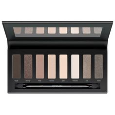ARTDECO Most Wanted Eyeshadow Palette To Go, Cienie do powiek, 6 NUDE. 8 profesjonalnie dobranych kolorów dających nieskończone możliwości makijażu