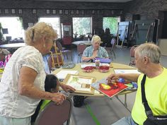 Seniors to sell, showcase art - Your Daily Journal - yourdailyjournal.com
