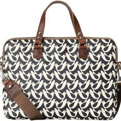Orla Kiely 13 inch carry case 'birdwatch'