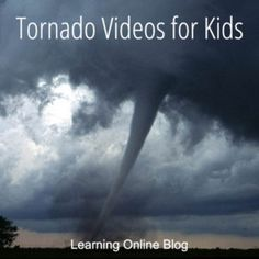 What Is A Tornado, Tornado Gif, Tornado Videos For Kids, Facts For Kids, Fun Facts, Tornado Chasers, National Geographic Videos, Online Blog, Tornadoes