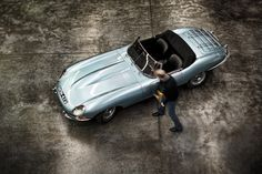 Charlie Mainardi - Car Photography - Jaguar