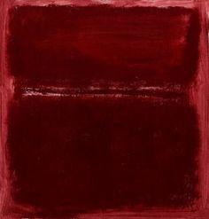 Rode Rothko