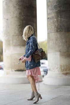 PINK DRESS – JD Fashionfreak
