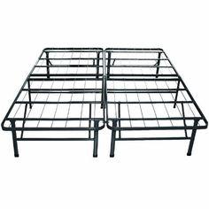 Sleep Master Platform Metal Bed Frame/Mattress Foundation, Twin X-Large by Zinus, Inc  http://www.yourhomestyles.com/wp-content/uploads/2015/09/Sleep-Master-SmartBase-Mattress-FoundationPlatform-Bed-Frame-Full-0.jpg  http://www.yourhomestyles.com/?product=sleep-master-platform-metal-bed-framemattress-foundation-twin-x-large-by-zinus-inc