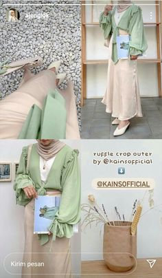 Modest Outfits Muslim, Modest Wear, Hijab Style Dress, Casual Hijab Outfit, Best Online Clothing Stores, Online Shopping Clothes, Korean Girl Fashion, Muslim Fashion, Hijab Fashion Inspiration