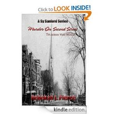 Amazon.com: Murder on Second Street: The Jackson Ward Murders (Sy Sanford Series) eBook: Rebekah Pierce: Kindle Store