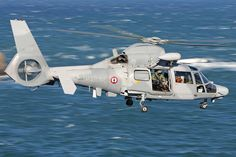 French Navy AS532 Panther helicopter, Photo Anthony PECCHI - AIRBUS HELICOPTERS