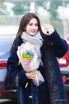 I.O.I 전소미 JYP Jeon Somi