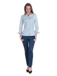 Giorgio di Mare Camicia Donna 10108 (Blu)