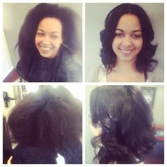 Healthy Relaxer, cut & style by ShaQueen @HairbyVanityStudio - http://community.blackhairinformation.com/hairstyle-gallery/relaxed-hairstyles/healthy-relaxer-cut-style-shaqueen-hairbyvanitystudio/
