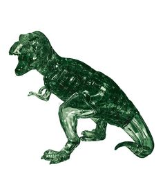 Love this Deluxe T-Rex 3-D Puzzle by BePuzzled on #zulily! #zulilyfinds