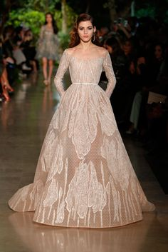 Spring 2015 Couture's Greatest Hits - Elie Saab Spring 2015 Couture