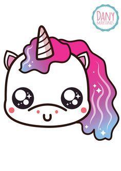 Kawaii Unicorn DIY 🦄 Pencil Case, Photo Wall and more! Kawaii Disney, 365 Kawaii, Arte Do Kawaii, Manga Kawaii, Kawaii Art, Cute Disney, Unicorn Diy, Unicorn Crafts, Cute Unicorn