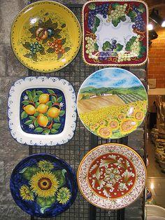 LOVE Italian pottery!