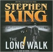Stephen King, The Long Walk the first story I ever read that I could see myself making a movie of, that is of course if I made movies.