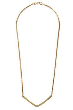 Show Pony Boutique - Tiffany Kunz - Echelon Necklace in Bronze, $78.00 (http://www.showponyboutique.com/tiffany-kunz-echelon-necklace-in-bronze.html)