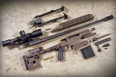 The SX-1 Modular Tactical Rifle