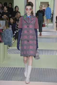 Prada RTW Fall 2015 - Slideshow - Runway, Fashion Week, Fashion Shows, Reviews and Fashion Images - WWD.com
