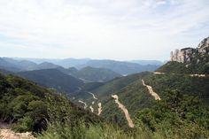 La montée die Die vers le col de Rousset  Vercors #drôme