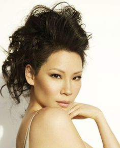 Lucy Liu, | by Brian Bowen Smith