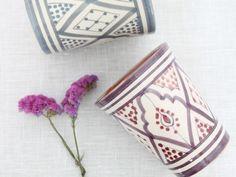 vesos de cerámica hechos a mano. dar amïna shop